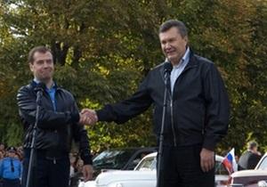 Янукович: Экономики Украины и России взаимно дополняют друг друга