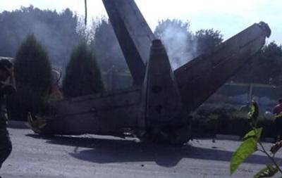Пилотом разбившегося в Тегеране самолета был украинец - СМИ