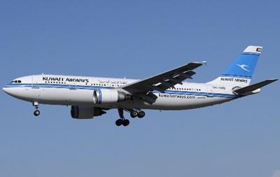 Kuwait Airways объявила о прекращении полетов над территорией Ирака