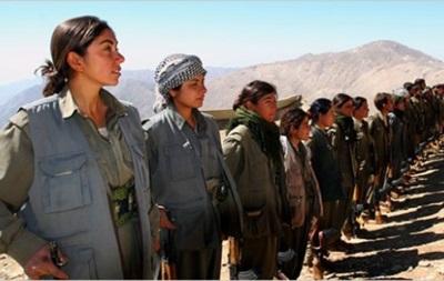Курды попросили у мирового сообщества военной помощи в борьбе с исламистами