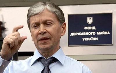 В аэропорту Борисполь арестовали экс-главу Фонда госимущества - СМИ