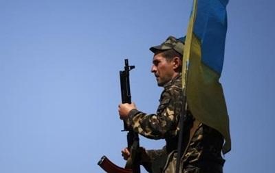 За сутки в зоне АТО погибли шестеро украинских военных