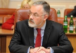 Янукович обвинил Табачника в разрушении спортивной инфраструктуры