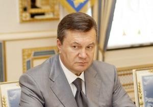 Янукович собрался децентрализовать власть