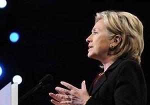 Клинтон сохранила в секрете детали разговора с Нетаньяху