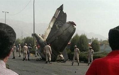 Иран просит Украину принять участие в расследовании авиакатастрофы под Тегераном