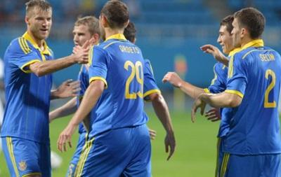 Сборная Украины может сыграть товарищеский матч с чемпионами мира