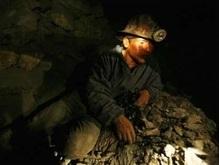 В Кривом Роге под землей бастуют шахтеры
