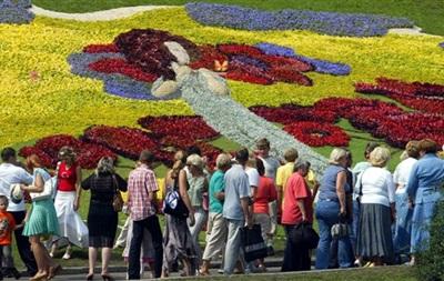В Киеве ко Дню Независимости откроется выставка цветов
