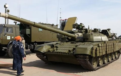 На Киевском бронетанковом заводе похитили танк