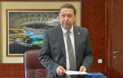 Президент Федерации футбола Украины написал письмо главам FIFA и UEFA