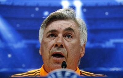Тренер Реала:  Мне повезло быть тренером этой фантастической команды
