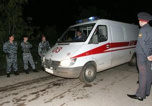 Под Тольятти столкнулись около 40 автомобилей
