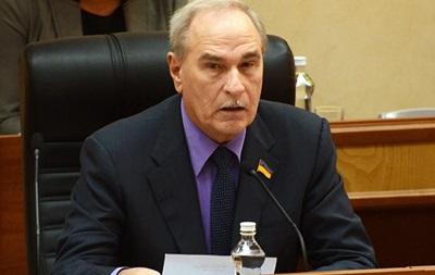 Глава Одесского облсовета подал в отставку