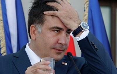 Саакашвили обвинили в растрате пяти миллионов долларов