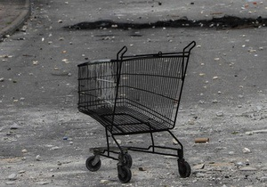Госстат насчитал 0,4% падения цен за год