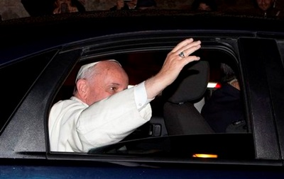 Папа Римский прибыл с официальным визитом в Южную Корею