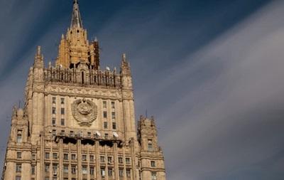 МИД РФ: У Запада нет доказательств причастности Москвы к сепаратистам