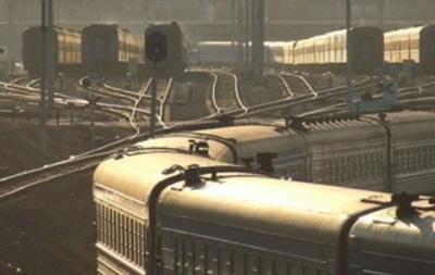 Поезд Ясиноватая – Киев изменил график движения