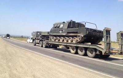 Российская военная техника пересекла границу Украины – иностранные журналисты
