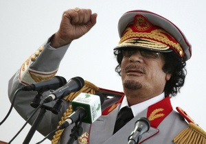 СМИ: Каддафи могут похоронить в море