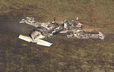 В США разбился легкомоторный самолет, есть жертвы