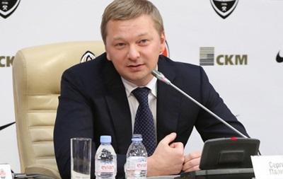 Палкин: Шахтер не препятствует проведению матчей Карпат на Арене Львов