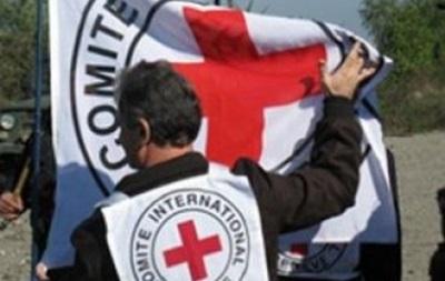 Красный Крест направит дополнительный контингент в Украину