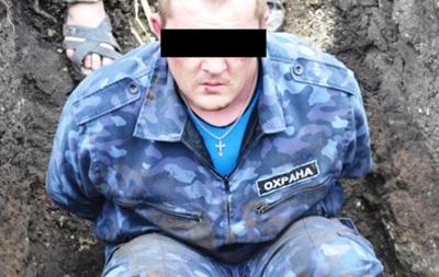 Украинские военные задержали пособника сепаратистов - СМИ