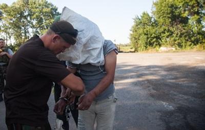 В Дебальцево бойцы Нацгвардии задержали полевого командира ЛНР
