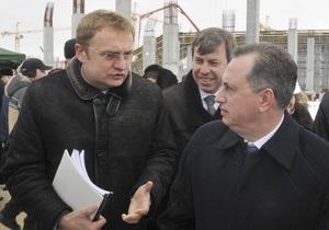 Мэр Львова заверил, что не переходил в разговоре с Колесниковым на русский язык