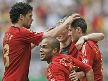 Евро-2008: Букмекеры верят в Германию