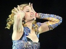 Мадонна пожаловалась на дорогой проезд в метро