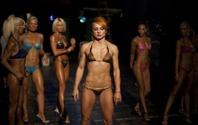 Фотогалерея. Спортивные кадры недели: Накаченные женщины и танцы на воде