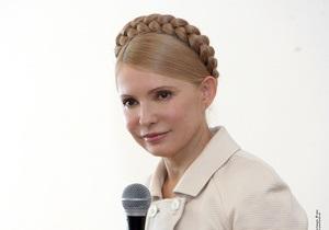 Тимошенко обвинила Януковича в узурпации судебной ветви власти
