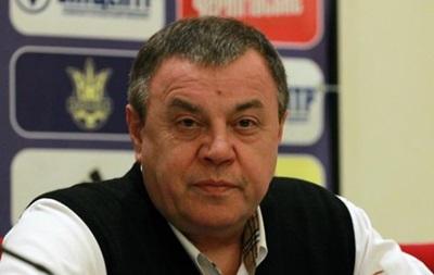 Сборная Украины сыграет в ноябре со Словенией на нейтральном поле