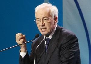 Азаров раскритиковал местные власти: К сезону готово всего 57% детских санаториев