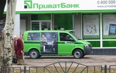 У киевских инкассаторов похитили миллион гривен