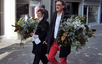 В Швейцарии мэра отстранили от должности за фотосессию в голом виде