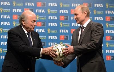 Президент FIFA поговорил с Путиным о судьбе крымских клубов