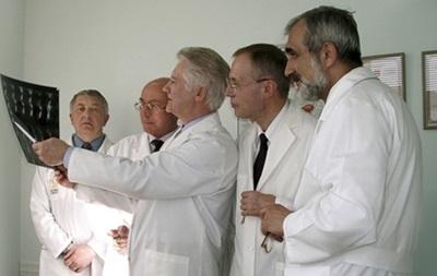 Донецким больницам не хватает врачей и медсестер