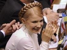 Тимошенко похвасталась ростом доходов населения и сокращением инфляции