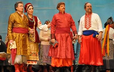 Оперу Тарас Бульба покажут под открытым небом