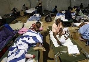 На границе Доминиканской Республики с Гаити объявлена эпидемиологическая тревога