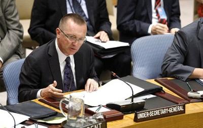 В Украину 20 августа приедет заместитель генсека ООН