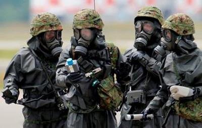 В России начались учения по ликвидации последствий применения оружия массового поражения