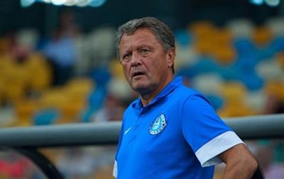 Мирон Маркевич: Чемпионат своей страны — это самое основное