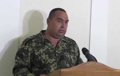 Новым  премьером  ЛНР стал профессиональный артиллерист