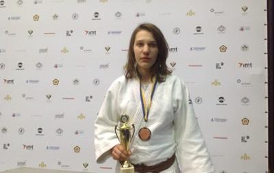 Украина берет бронзу в дзюдо на Юношеских Олимпийских играх