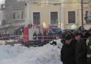 Взрыв в Черновцах: погиб 62-летний мужчина
